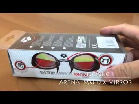 75398b3ba Arena Swedix Mirror - PTBR - YouTube