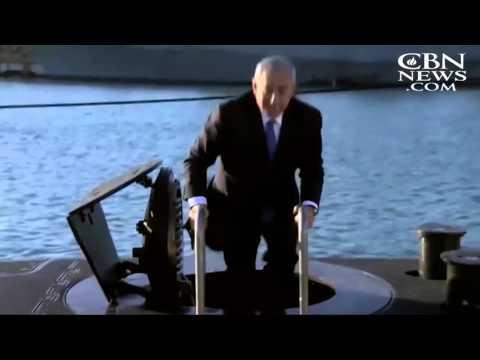 Israel Welcomes Fifth German Submarine