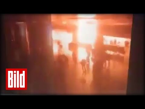 Anschlag in Istanbul - Video zeigt den Moment des Anschlags? - Mindestens 36 Tote