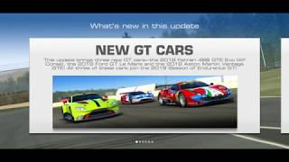 Real Racing 3 v7.6 Lamborghini & GT Update Overview