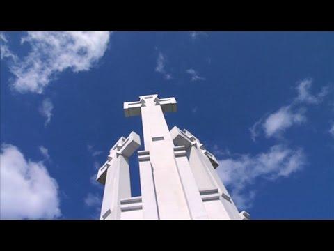 Vilnius - Lituania | Disfrutando de las vistas desde las Tres Cruces | Mamá tú no mires