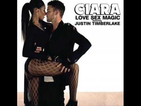 Ciara e Justin Timberlake Love, Sexy And Magic ( NOVA MÚSICA )