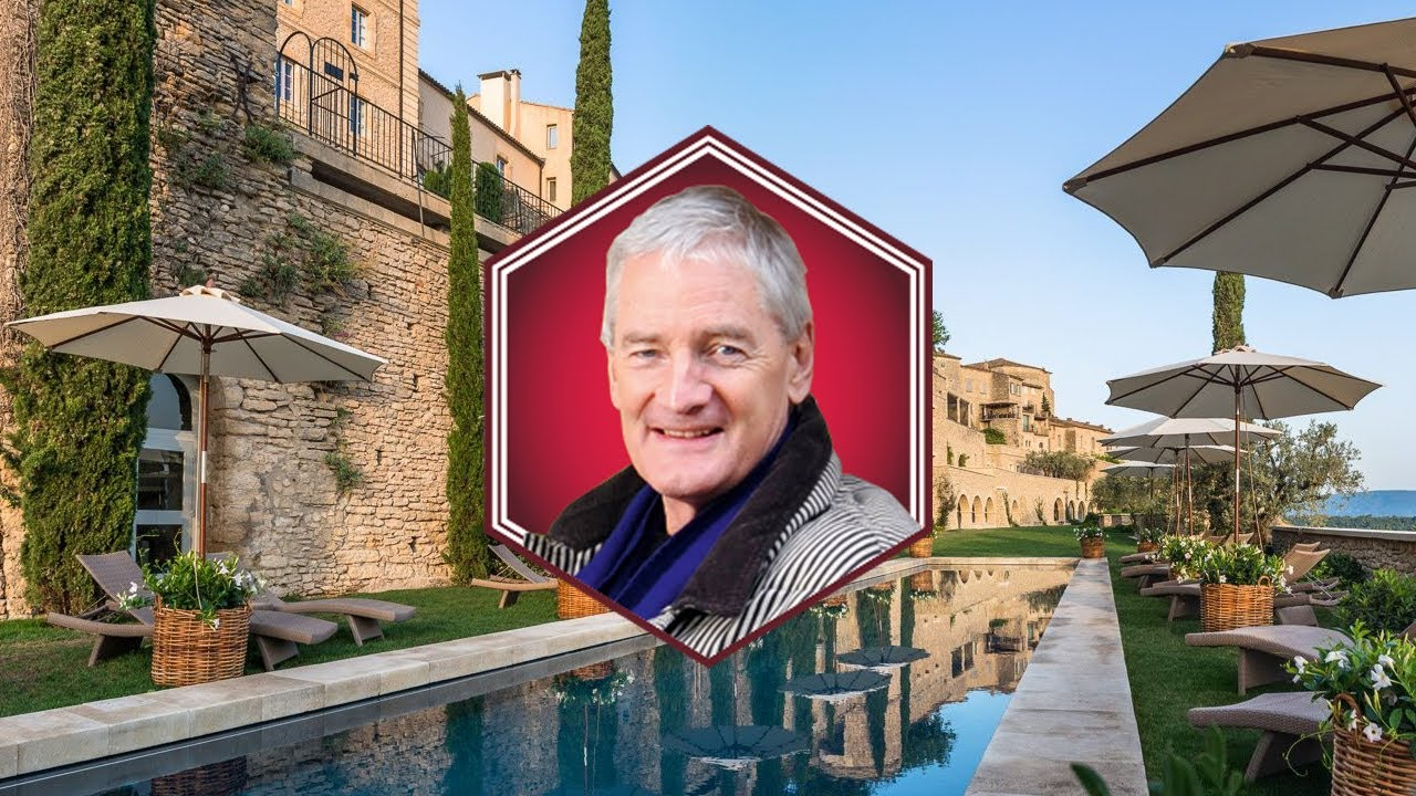 10 Expensive Things Owned By Billionaire James Dyson