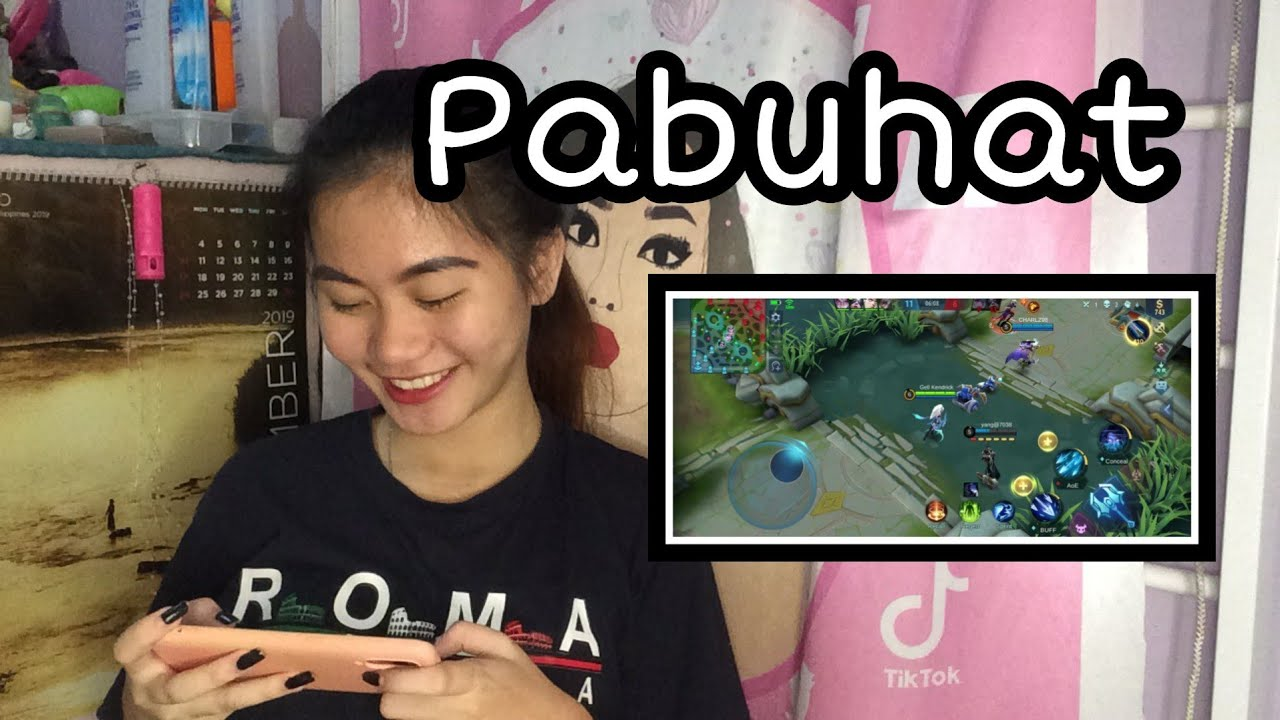 MOBILE LEGENDS WITH A TWIST | PABUHAT | Gell Kendrick