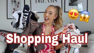 XXXL SHOPPING HAUL 😍😍 - Zara, H&M, Subdued & Pull&Bear | Cosima