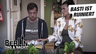 Berlin - Tag & Nacht - Basti ist ruiniert #1708 - RTL II