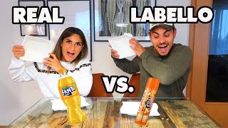 REAL FOOD VS. LABELLO | TBATB