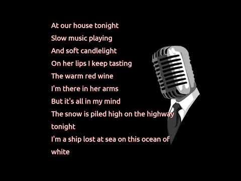 Garth Brooks - Cold Shoulder (lyrics)