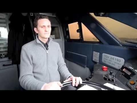 Conducteur de TGV: découvrir un métier avec Jactiv.ouest-france.fr