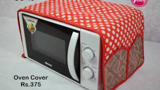 Kitchen Appliance Covers for small and big