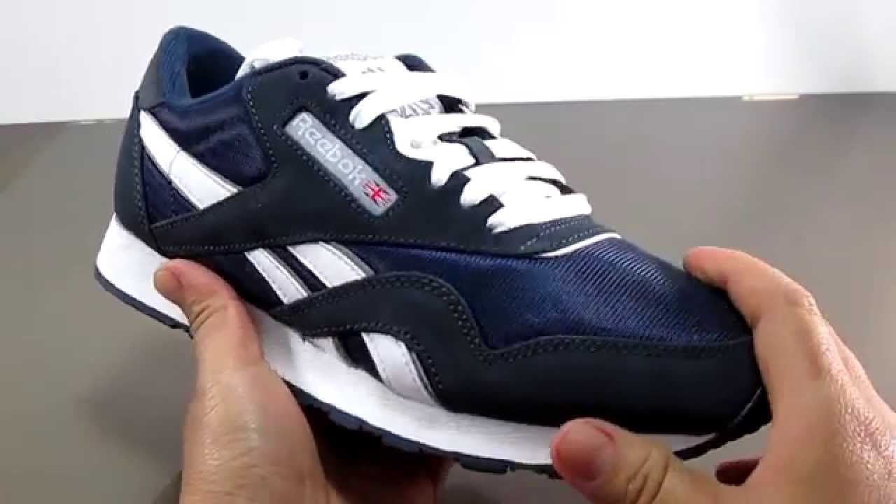 7de2bbfa75e Buy reebok classic nylon blue   OFF56% Discounted