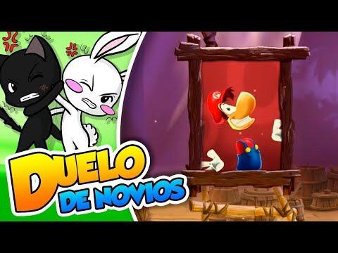 ¡El Rayfontanero!  #72  Duelo de novios (Rayman Legends Switch)
