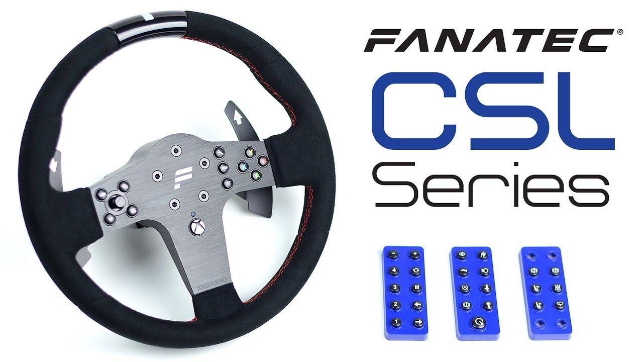 Fanatec CSL Elite Steering Wheel P1