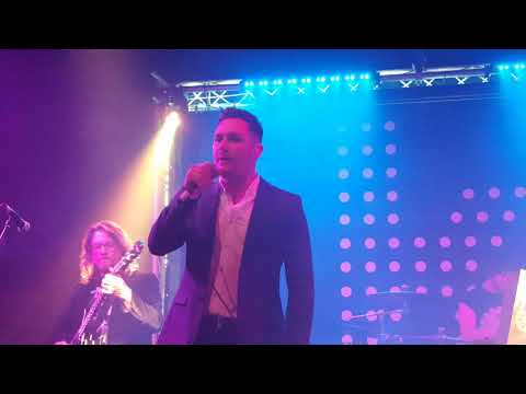 THE KILLERZ -JUST ANOTHER GIRL -THE FORUM DARLINGTON -17 FEB 2018