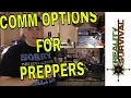 Communication Options For Preppers