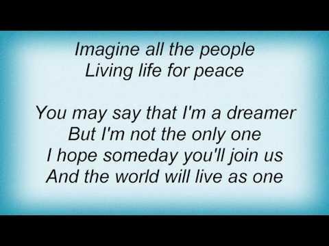 Jack Johnson - Imagine Lyrics