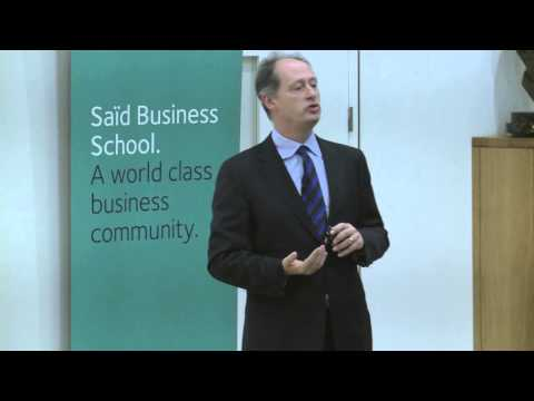"Building a Business - Lecture 8  ""Financial projections"" by Thomas Hellmann  – Chapter 1"