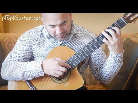 Marieta 'Mazurka' | Classical Guitar Lesson #1 | Francisco Tárrega