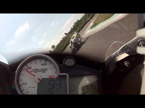 Most onboard Filla S1000RR - AA STK RACE