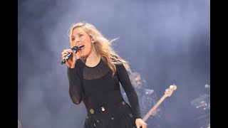 Ellie Goulding - Intro (Delirium) + Aftertaste - Lastochka - Moscow - Russia - Live