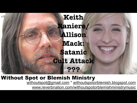Allison Mack Satanic Cult Attack??? Brainwashing/Narcissist/