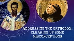 Addressing the Orthodox: Clearing up Some Misconceptions