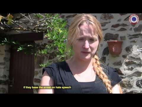 Terroristes ? : Interview de Varg Vikernes et Marie Cachet