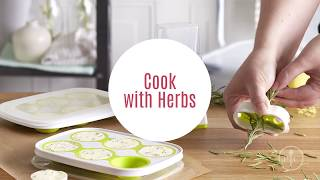 How to Cook with Herbs