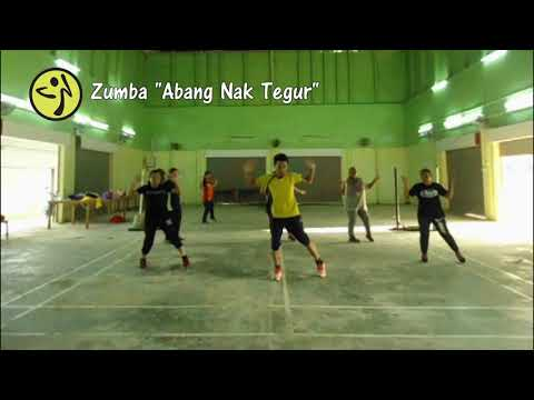 Zumba Fitness- Abang Nak Tegur (Alif Syukri ft Nur Sajat)