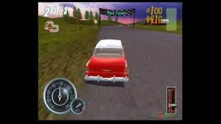 Chrysler Classic Racing - Gameplay Wii (Original Wii)