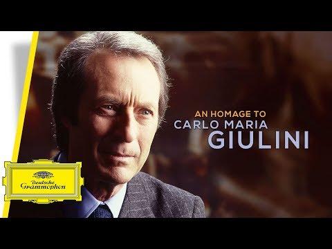 Carlo Maria Giulini - Complete Recordings on Deutsche Grammophon