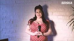 Miss Plus Size -finalisti Niina Kuhta esittäytyy