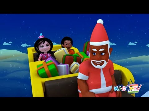 Jingle Bells Christmas Songs + More Nursery Rhymes & Cartoons for Kids