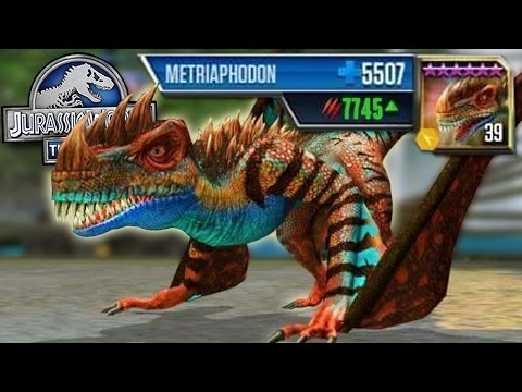 A NEW LEVEL OF OVERPOWERED!! || Jurassic World - The Game - Ep247 HD