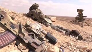 Combat footage [18+]: The Palmyra Offensive 2017. تدمر Пальмира. Сирия