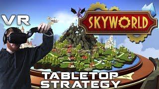 видео Sky (Виртуальный мир - RealTimeStrategy)