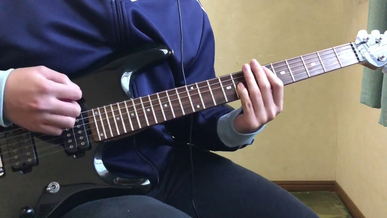 【Aqours】Next SPARKLING!!【Guitar Cover】
