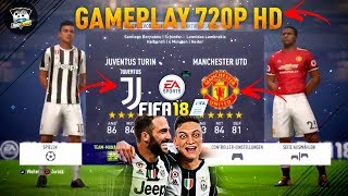 Fifa 18 - juventus vs manchester united - full match gameplay hd 720p