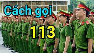 Cách gọi 113