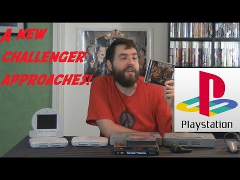 Sony Playstation - Fifth VideoGame Generation Recap - Adam Koralik