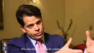 Steve Forbes Interviews SkyBridge Capital Founder Anthony Scaramucci