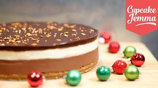 Triple Layer Baileys Cheesecake  Cupcake Jemma