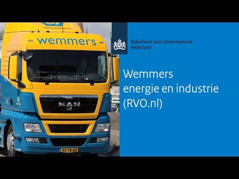 Wemmers -- energie en industrie (RVO.nl)