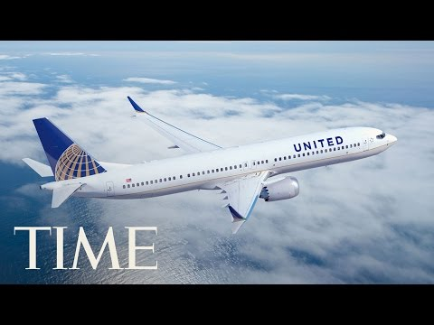 United's Stock Is Set to Plunge After Videos Show Passenger Dragged Off Plane | TIME