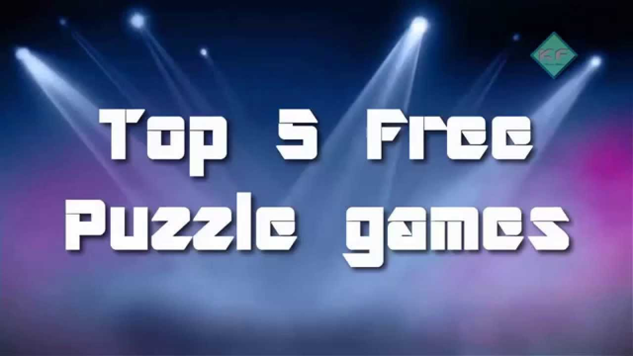 top 5 free puzzle games android youtube