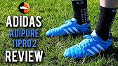 buy online 12015 2e89d Adidas 11Pro TRX FG (World Cup) M19894 - YouTube