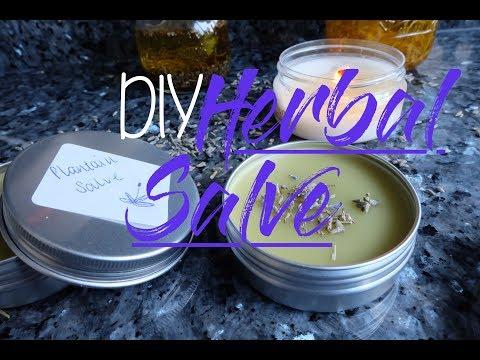 DIY   Herbal Salve 🌿 ☺️