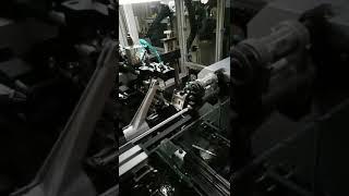 Automatic armature winder