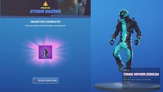 *UNLOCKING* Final Stage 'ETERNAL VOYAGER' After VICTORY ROYALE WIN Using Multi Colour Lizard Skin