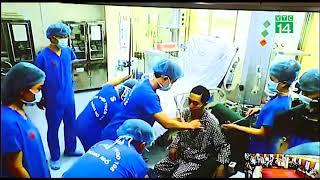 VTC14 | Lần đầu tiên ghép phổi thành công từ người cho chết não